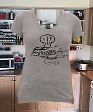 Load image into Gallery viewer, Relentless and Company Ladies V-Neck Shirt