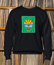 Load image into Gallery viewer, Greenwaters art Sweatshirt