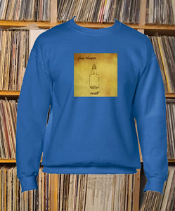 Joey Vinegar Malt ablum cover Sweatshirt