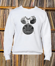 Load image into Gallery viewer, Greenwaters drum kit Sweatshirt