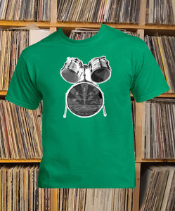 Greenwaters drum kit T-Shirt