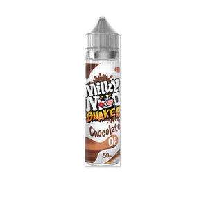 Chocolate by Milky Moo Shakes 60ml Shortfill - The North Vape