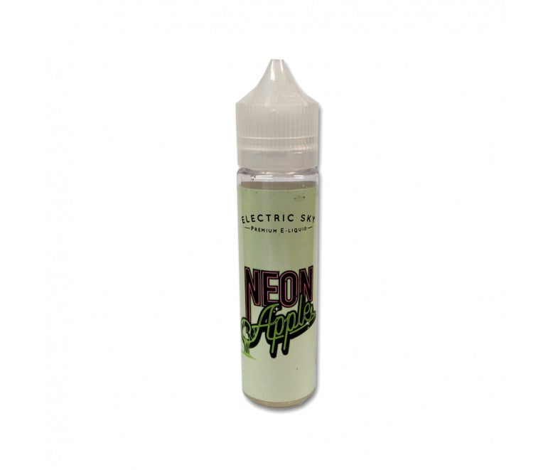 One Hit Wonder Electric Sky Co | Neon Apple | 50ml Shortfill - The North Vape