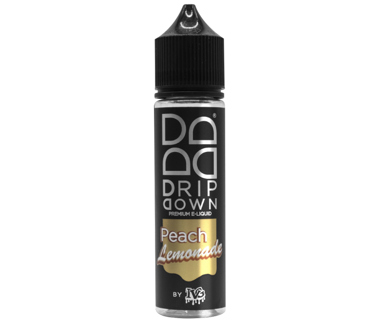 Drip Down by I VG | Peach Lemonade | 50ml Shortill - The North Vape