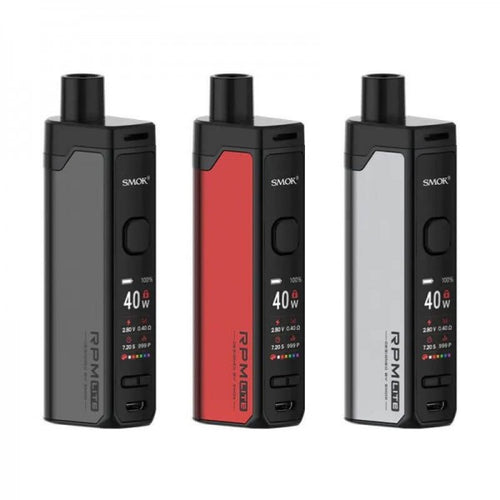 Smok RPM Lite Mod Pod Kit - The North Vape