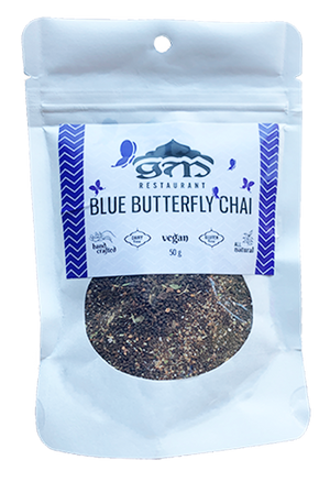 Blue Butterfly Chai