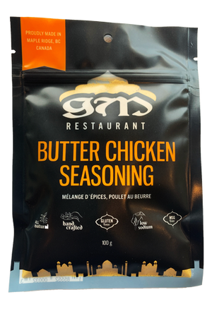 Butter Chicken Seasoning