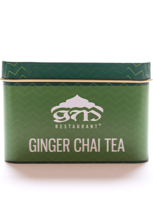 Ginger Chai Tea
