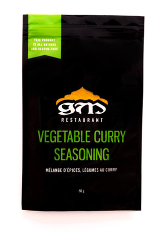 Vegetable Curry Seasoning