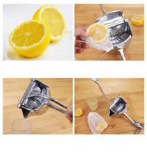 Load image into Gallery viewer, Manual Juicer, Pomegranate Juice Extractor, Aluminum Alloy Juice