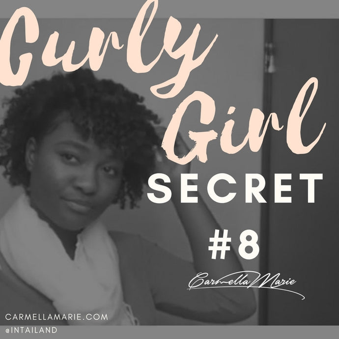 Curly Girl Secret #8: The Best Flat Twist