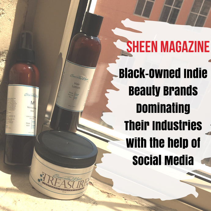 CM Made Sheen Magazine's Top 4