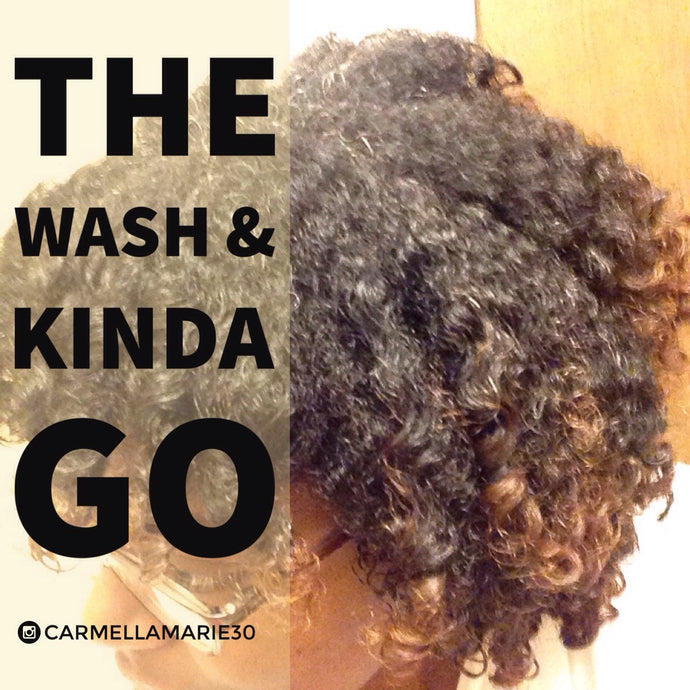 Part 2: Wash N Kinda Go