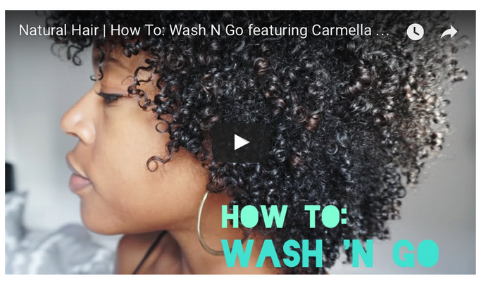 Wash n Go by Sherelle Naturelle