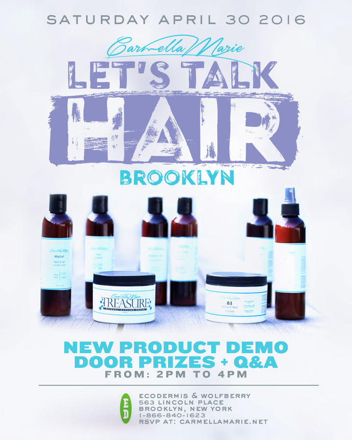 Let's Talk Hair Brooklyn