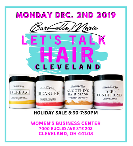 natural hair event in Cleveland ohio