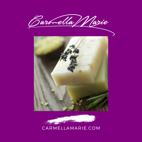 hand made soap to cleanse your skin with