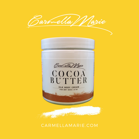 cocoa butter that will heal your skin