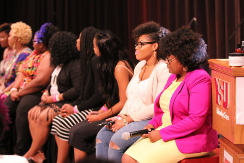 natural hair expert panel: carmella marie's mane event 2016