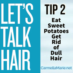 winter hair tip #2