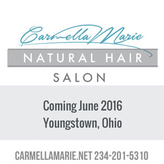 Youngstown Natural Hair Salon by Carmella Marie