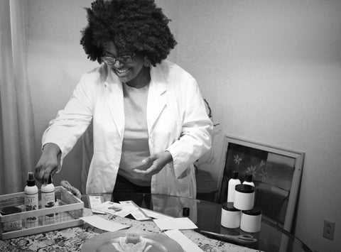 natural hair products, Carmella Marie: 2017 FedEx Grant Pitch