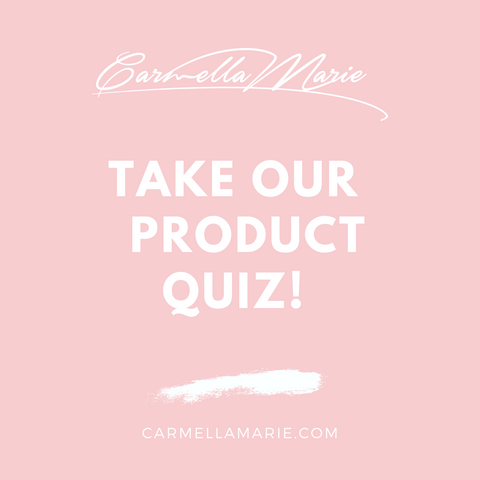 find out which product will be best for your curly coily kinky hair with this product quiz!