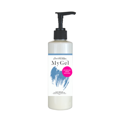 CM MyGel: New Sea Moss Enriched Flaxseed Gel