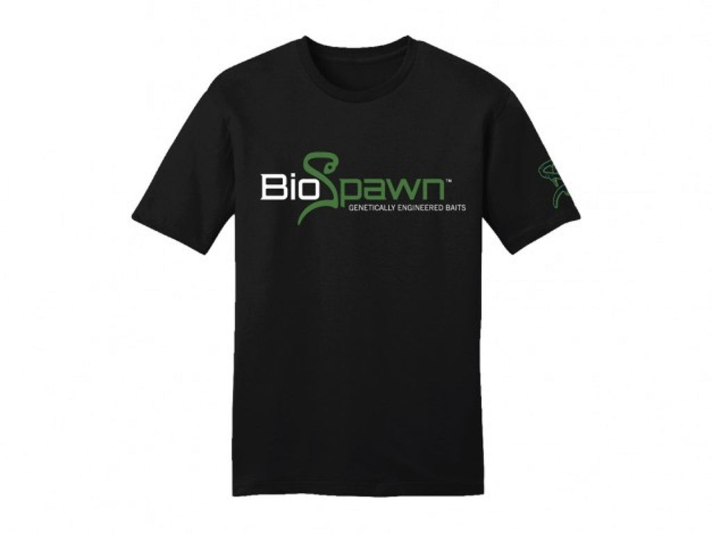 BIOSPAWN T-SHIRT BLACK