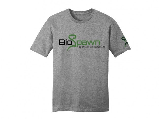 BIOSPAWN T-SHIRT GREY