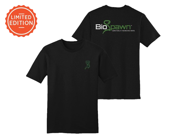 BIOSPAWN SLITHER T-SHIRT BLACK