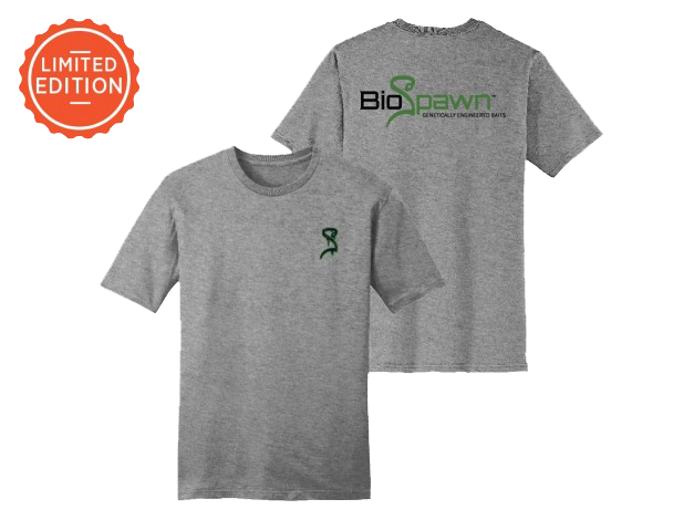 BIOSPAWN SLITHER T-SHIRT GREY