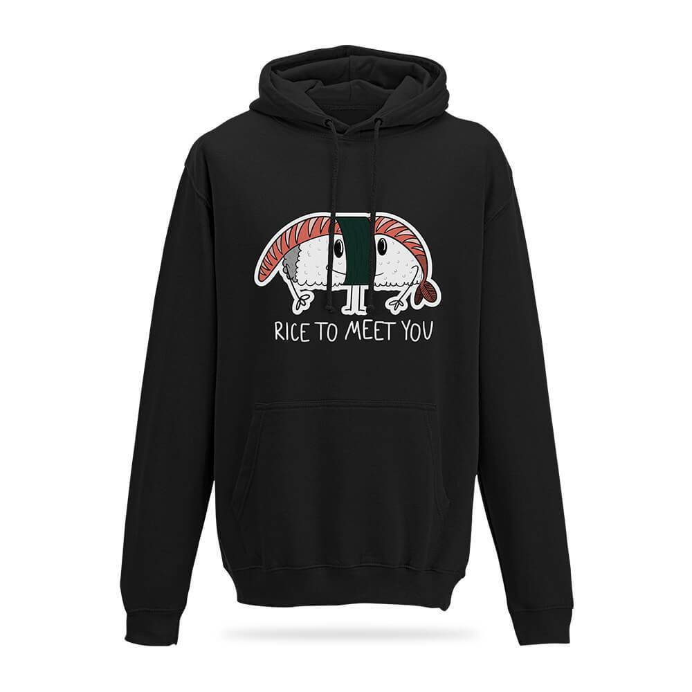Men's Rice To Meet You Hoodie