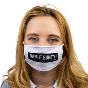 janey godley ram it bunty face mask