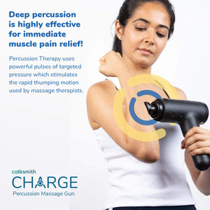 Caresmith CHARGE Percussion Massage Gun