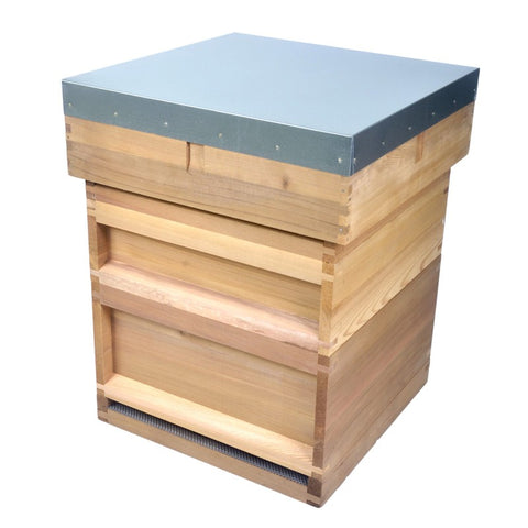 British National Beehive from Caddon Hives