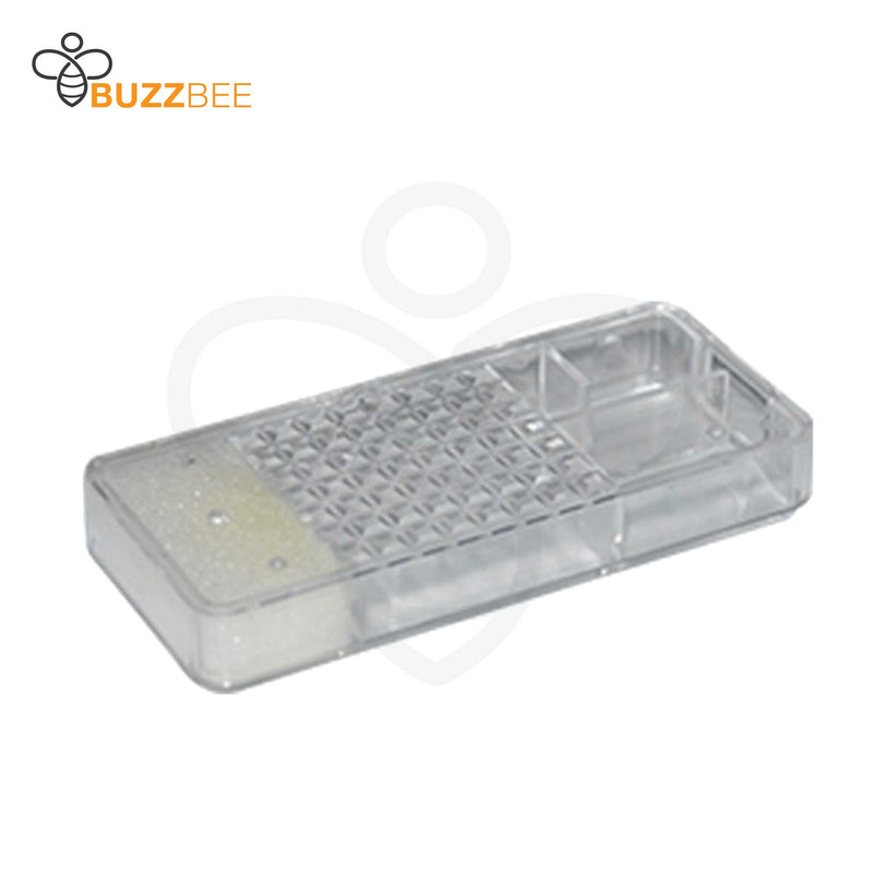 Transparent High Protection Queen Cage (5pcs) - Buzzbee
