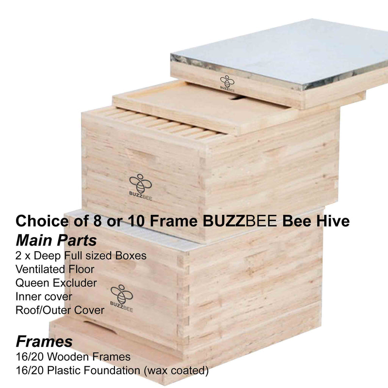 Ultimate Beekeeping Starter Kit package