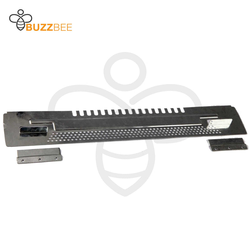 Metal Entrance Reducer for Beehive with Slider - Buzzbee