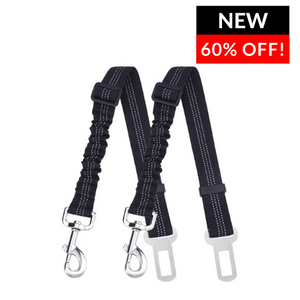 KanineCare® Anti-shock Dog Car Seat Belt
