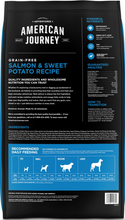 Load image into Gallery viewer, American Journey Salmon & Sweet Potato Recipe Grain-Free Dry Dog Food