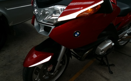 BMW R1200RT Reflective Strip M3 Front