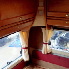 Mercedes sprinter motorhome rennovation