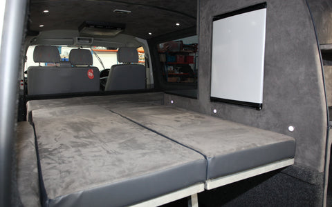 Bespoke Vw T5 Transporter Camper Conversion Turnbulls