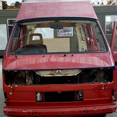 VW T25 Modernisation