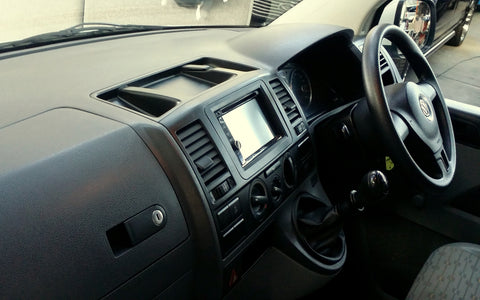 VW t5 day van dash