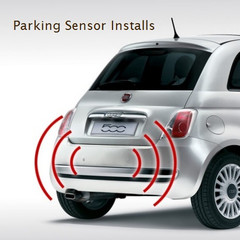 Turnbulls parking sensor installs