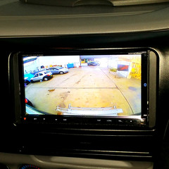 Ford Transit Camper Navigation upgrade