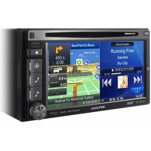 Alpine INE-W925R Double Din DAB Navigation