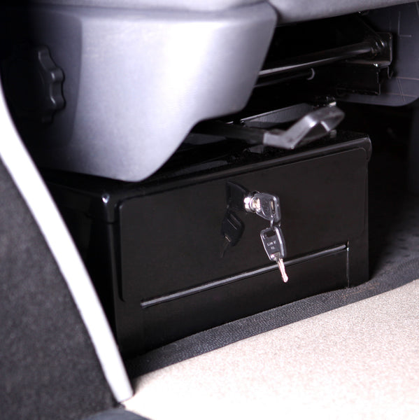 Locking Rib Swivel Seat Base Square Grande on vw transporter camper van